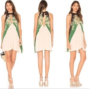 NWT Free People beat of my heart dress in size xs